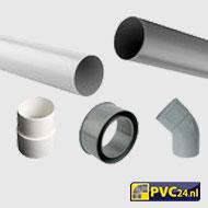 Hemelwater afvoer PVC