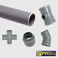Afvoer PVC manchet